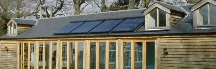 Solar Thermal Roof Panel Collector