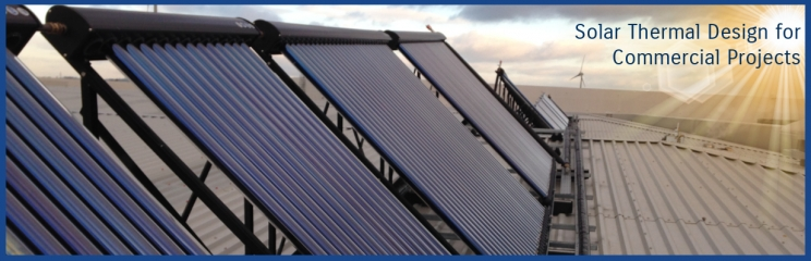 Solar Thermal Design for Commercial Projects