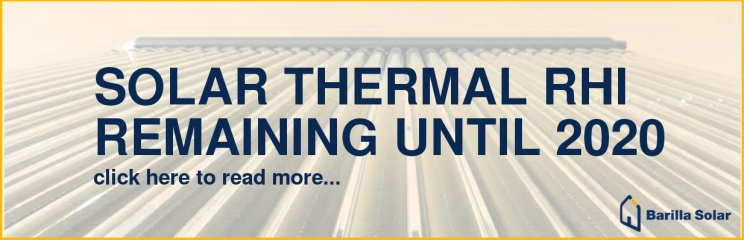 Solar Thermal RHI remaining until at least 2020
