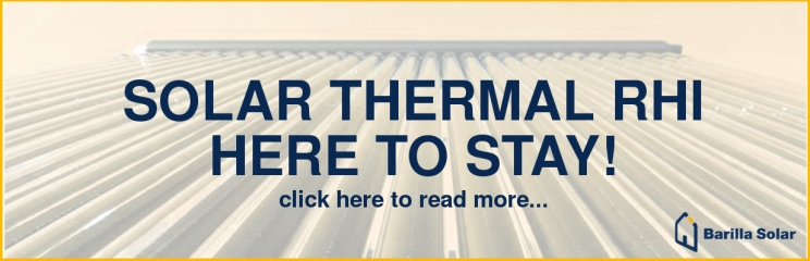 Solar Thermal Renewable Heat Incentive Here To Stay